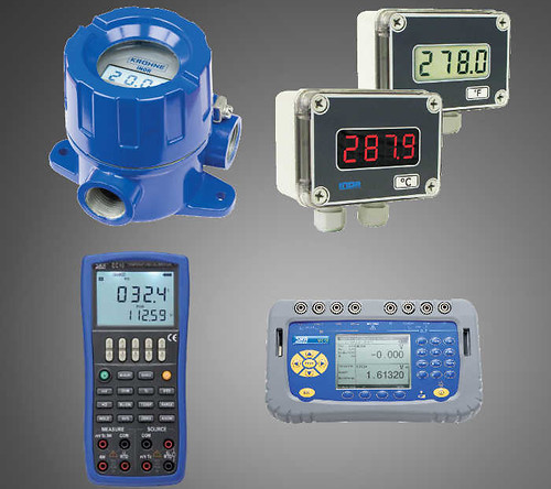 Indicators, Simulators and Measuring Instruments