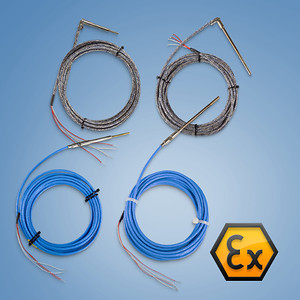 Ex i, Zone 0 Gas, Zone 0/1 Gas, Zone 20 Dust, Zone 20/21 Dust, Cable sensors