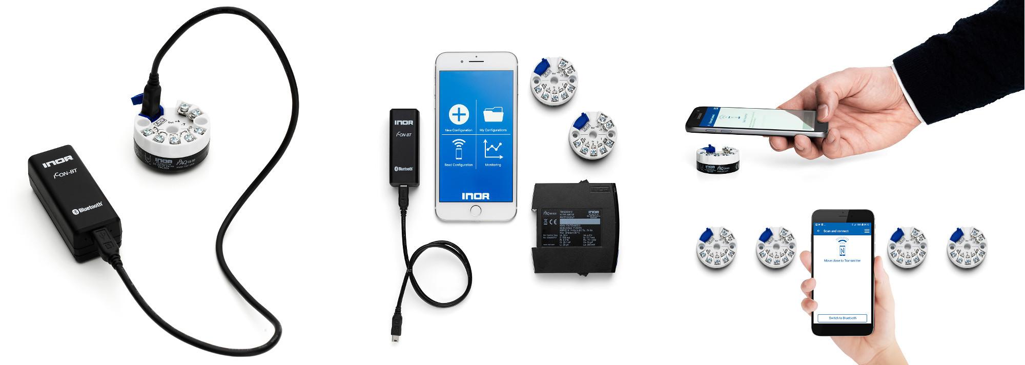 Langkamp Technology - Transmitters with Wireless communication; IPAQ 530