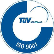 Our company is certified according to ISO 9001:2015.
